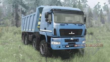 МАЗ 6516В9 8x8 для MudRunner
