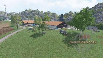 Somewhere in Bavaria v0.7 для Farming Simulator 2015