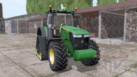John Deere 7250R crawler v1.0.0.1 для Farming Simulator 2017