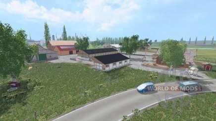 Хольцхаузен v1.4.1 для Farming Simulator 2015