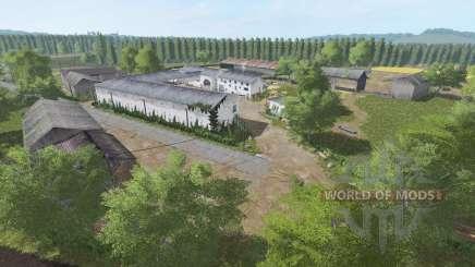 The Valley The Old Farm для Farming Simulator 2017