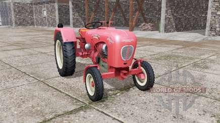 Porsche-Diesel Junior для Farming Simulator 2017