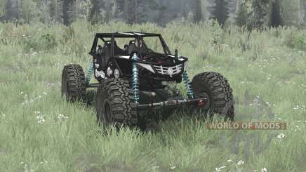 Gabe Caddy crawler для MudRunner