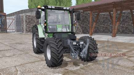 Fendt 380 GTA Turbo neue reifen для Farming Simulator 2017
