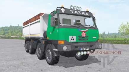 Tatra T815 P TerrNo1 8x8 1998 для Farming Simulator 2017