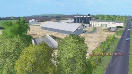 Grande Brenne v2.0 для Farming Simulator 2015