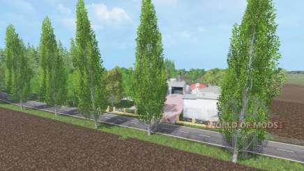 Мазовия v1.1 для Farming Simulator 2015