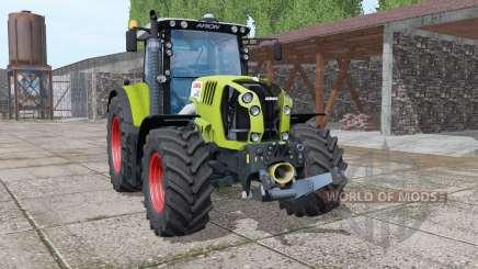 CLAAS Arion 550 для Farming Simulator 2017