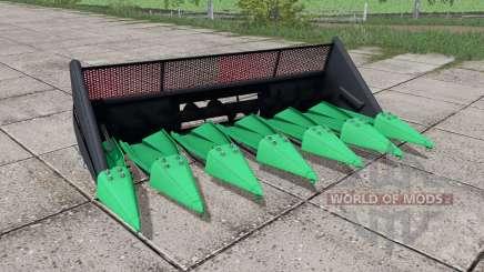 OROS Sun 676 pack для Farming Simulator 2017