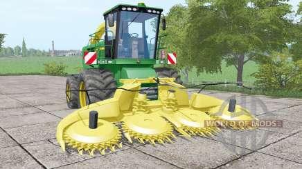 John Deere 7300 v1.2 для Farming Simulator 2017