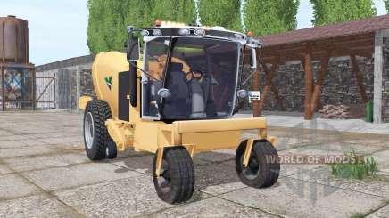 Vermeer ZR5-1200 для Farming Simulator 2017