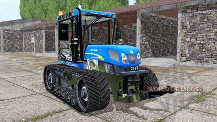 New Holland TK4060M для Farming Simulator 2017