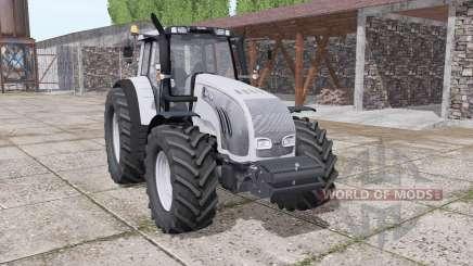 Valtra T163 grey для Farming Simulator 2017