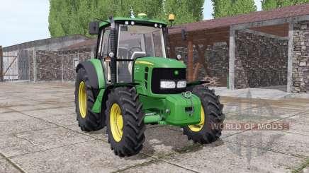 John Deere 6130 v5.0.0.1 для Farming Simulator 2017