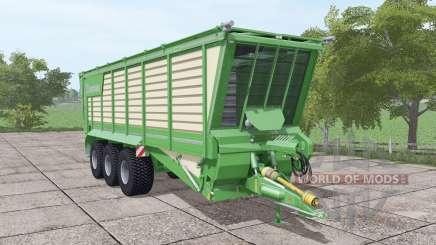 Krone TX 560 D v1.1.1 для Farming Simulator 2017