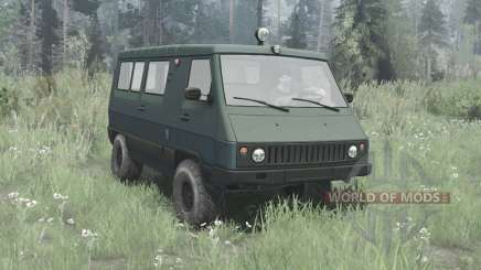 УАЗ 3972 Вагон 1990 для MudRunner