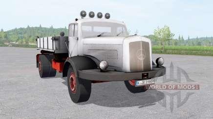 Mercedes-Benz L 303 1941 v1.0.1 для Farming Simulator 2017