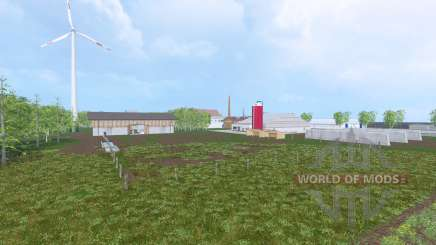 Kreis Unna v4.1 для Farming Simulator 2015