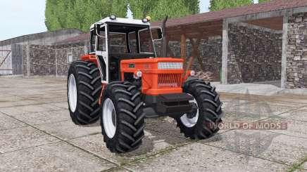 Fiat 1300 DT Super v1.2 для Farming Simulator 2017