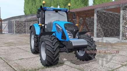 Landini 6-175 interactive control для Farming Simulator 2017