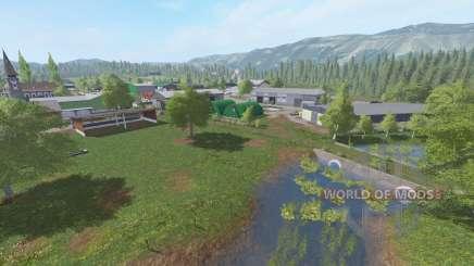 Клингенбах v1.3 для Farming Simulator 2017