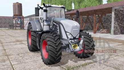 Fendt 930 Vario black befuty v1.0.9.1 для Farming Simulator 2017