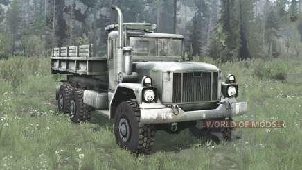 M35A3 для MudRunner