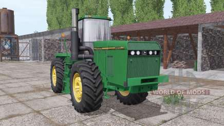 John Deere 8970 v1.0.1 для Farming Simulator 2017