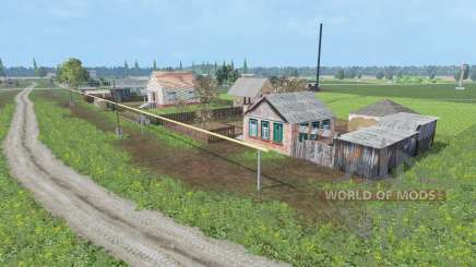 Самара для Farming Simulator 2015
