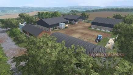 Nickerson Farms v1.1 для Farming Simulator 2015