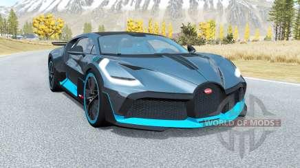 Bugatti Divo 2018 для BeamNG Drive