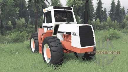 Case 2670 для Spin Tires