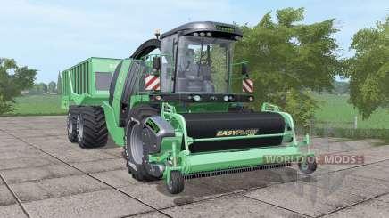 Krone BiG X 1100 cargo v3.0 для Farming Simulator 2017