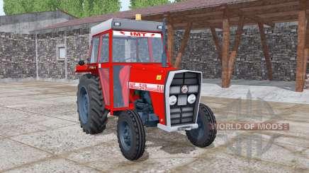 IMT 549 DLI dynamic hoses для Farming Simulator 2017