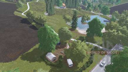 Somewhere in Nowhere v1.2.2 для Farming Simulator 2017