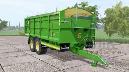 Broughan 16ft v1.1 для Farming Simulator 2017