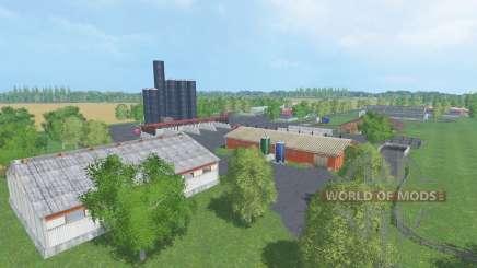 Viel Arbeit для Farming Simulator 2015