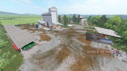 Bohemia Country v2.0 для Farming Simulator 2017
