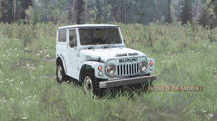 Suzuki LJ80 Hard Top 1978 для MudRunner