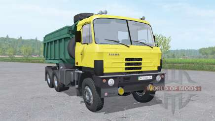 Tatra T815 S3 v2.0 для Farming Simulator 2017