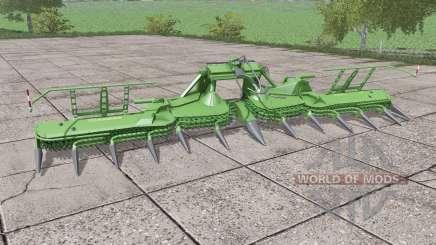 Krone EasyCollect 900-3 для Farming Simulator 2017