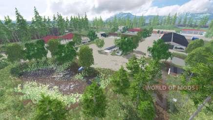Sudenhagen v0.9 для Farming Simulator 2015