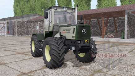 Mercedes-Benz Trac 1000 Intercooler neue felgen для Farming Simulator 2017