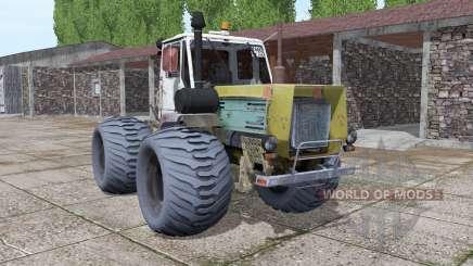 Т-150К большие колёса для Farming Simulator 2017