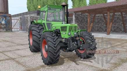 Deutz D 100 06 для Farming Simulator 2017