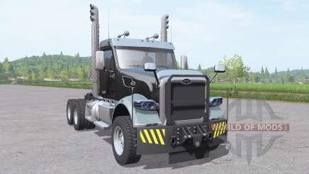 Peterbilt 567 Day Cab more configurations для Farming Simulator 2017