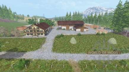 Two Rivers v1.3 для Farming Simulator 2015