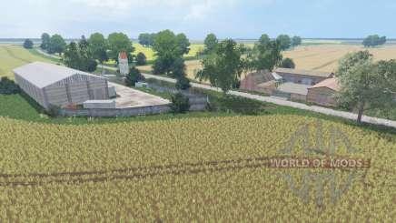 Rozbalit Bantikow v1.1 для Farming Simulator 2015