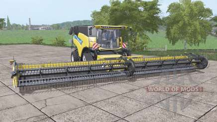 New Holland CR10.90 Tuning Edition для Farming Simulator 2017