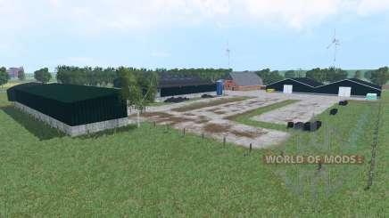 Нидерланды v1.6 для Farming Simulator 2015